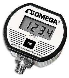 DPG1000 : Digital Pressure Gauges and Models with Alarm and Analog Outputs