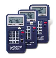 Serie CL100 : Calibratori di temperatura portatili.