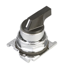 Selector Switches, Heavy Duty 30mm 2-way Selector Switches | 10250T-SS Series Selector Switches