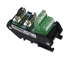 DIN Rail Interface Modules | DSUB