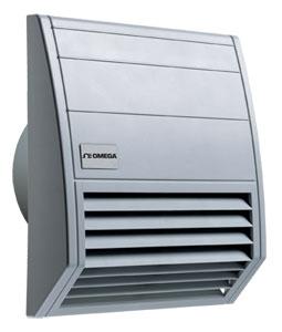 Filter Fan for Larger Enclosures | FF018 Large Series