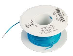Filo di collegamento a conduttore singolo con isolamento in TFE.  | Serie HW2800