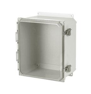 Involucri non metallici in fibra di vetro.  | Serie OM-AMU