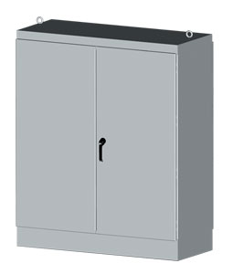 SCE_FSD Product Not Available Outside of the USA   SCE-FSD Series Electrical Enclosure and Control Panel