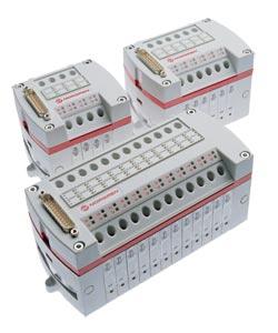 Solenoid Valve Islands, Pneumatic Valve Bank, Control Valves | VM10 Series Directional Control Valves