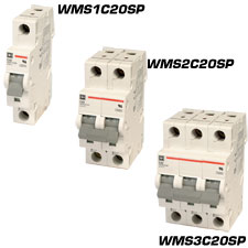 | WMS Series Supplementary Protectors