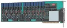 16-Channel Current or Voltage Analog Output Boards | CIO-DAC16, CIO-DAC16-I and CIO-DAC16-16