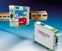 Fully Isolated RS-232/RS-485 Converters   DCP-485