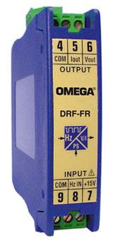 DRF-FR Condizionatori di segnale configurabili | Serie DRF