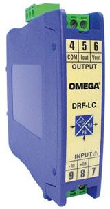DRF-LC Condizionatori di segnale configurabili | Serie DRF