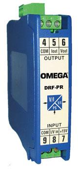 DRF-PR Condizionatori di segnale configurabili | Serie DRF