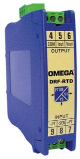 DRF-RTD Condizionatori di segnale configurabili | Serie DRF
