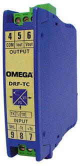 DRF-TC Condizionatori di segnale configurabili, con montaggio su guida DIN. | Serie DRF