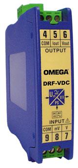 DRF-VDC_VAC Condizionatori di segnale configurabili | Serie DRF