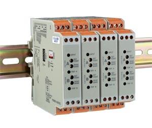 Condizionatori di segnale installabili su guida DIN. | Serie DRG-SC
