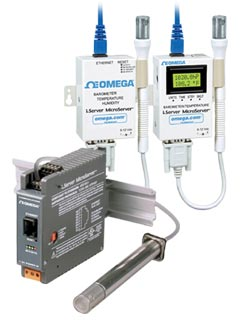 iServer MicroServer™ Trasmettitore di pressione barometrica, temperatura e umidità. | Serie iBTX e iBTHX