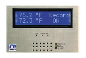 Controllo della temperatura in Internet | iSD-TC