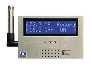 sorveglianza remota di temperatura e di  umidità basata sul Web | Serie iSD-TH