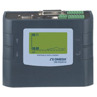 portable data logger | OM-SQ2010