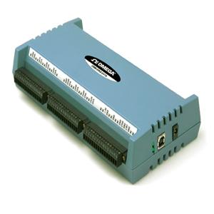 Moduli di acquisizione dati USB analogici e digitali. | OMB-DAQ-2416