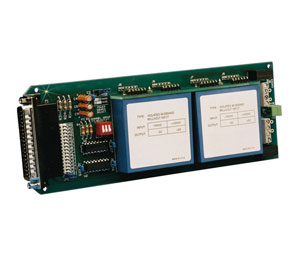 2-Channel Multi-PurposeIsolated Signal Conditioning Card for OMB-LOGBOOK and OMB-DAQBOARD-2000 Series | OMB-DBK44