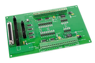 24-Channel Open-Collector Output Board | OME-DB-24C