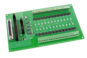 24-Channel Photo-MOS Relay Output Board | OME-DB-24POR