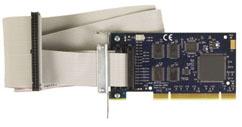 Low Profile PCI 24-Channel TTL I/O Board | OMG-PIO-24-LPCI and OMG-PIO-24-PCI