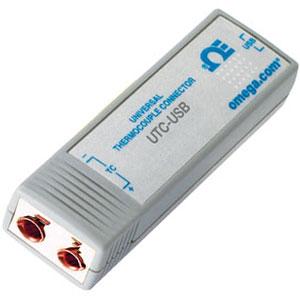 Connettore universale per termocoppia per collegamento diretto da USB a PC. | UTC-USB