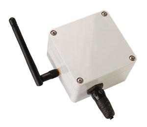 Trasmettitore di processo wireless per sensori con uscita in tensione o in corrente. | UWPC-2-NEMA