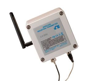 Trasmettitore di pH/temperatura wireless con compensazione automatica della temperatura. | UWPH-2-NEMA
