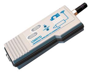 Sistema connettore/convertitore da RTD a wireless. Per sensori (Pt100) -