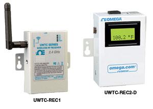 ricetrasmettitori/ connettori wireless | UWTC-REC1 e UWTC-REC2