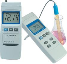 Misuratore di pH o pH/mV. | Serie PHH222