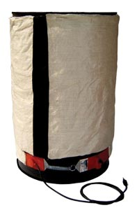 Drum Heaters and Insulating Blanket | TOTE-BH-55