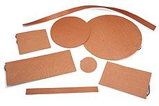 riscaldatori flessibili in gomma siliconica con isolamento in fibra di vetro. | Serie SRF
