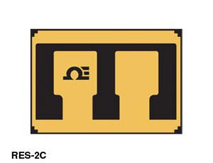 Resistori per la compensazione dello zero in temperatura ed a ponte di bilanciamento.   RES-2C, RES-5C, RES-2N, RES-5N