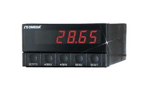 Estensimetro ad alte prestazioni con display a 6 cifre di alta risoluzione. | Serie DP41-S