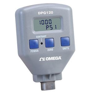 Digital Pressure Gauges, Rugged | DPG120 Series