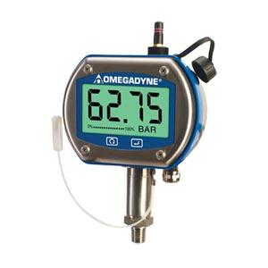 Manometro digitale di alta precisione con ritrasmissione analogica | Serie DPGM409