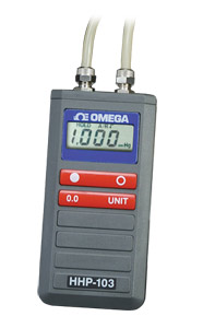 Digital Manometer - Very Low Range | HHP-103