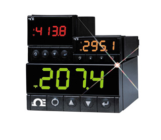 Temperature/Process Meters and Controllers   I-Series
