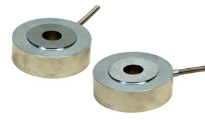 Miniature Low Profile Through-Hole Load Cells | LC8100/LC8125 Series