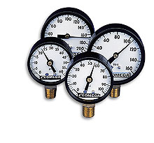 Commercial Grade Pressure Gauges, Type C | PGC