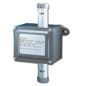 General Purpose Differential Pressure Switches   PSW-150