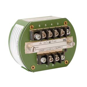 2-Wire Transmitter for Use with  Pressure Transducers, Converts mV, V, or mA Input to 4 to 20 mA Output   PXTX-703