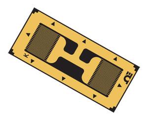 Half Bridge Uniaxial Strain Gauges | SGT-1LH, SGT-2LH