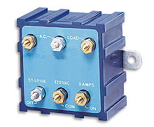 SSRL Series Pump-Up/Pump-Down Relays with Latching Capability | SSRL Series