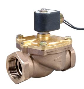 2-Way Anti-Waterhammer Solenoid Valves | SV280 Series