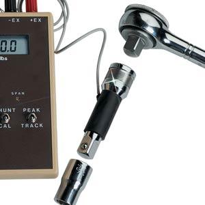 Socket Extension Reaction Torque Sensors | TQ103 SOCKET TORQUE SENSOR